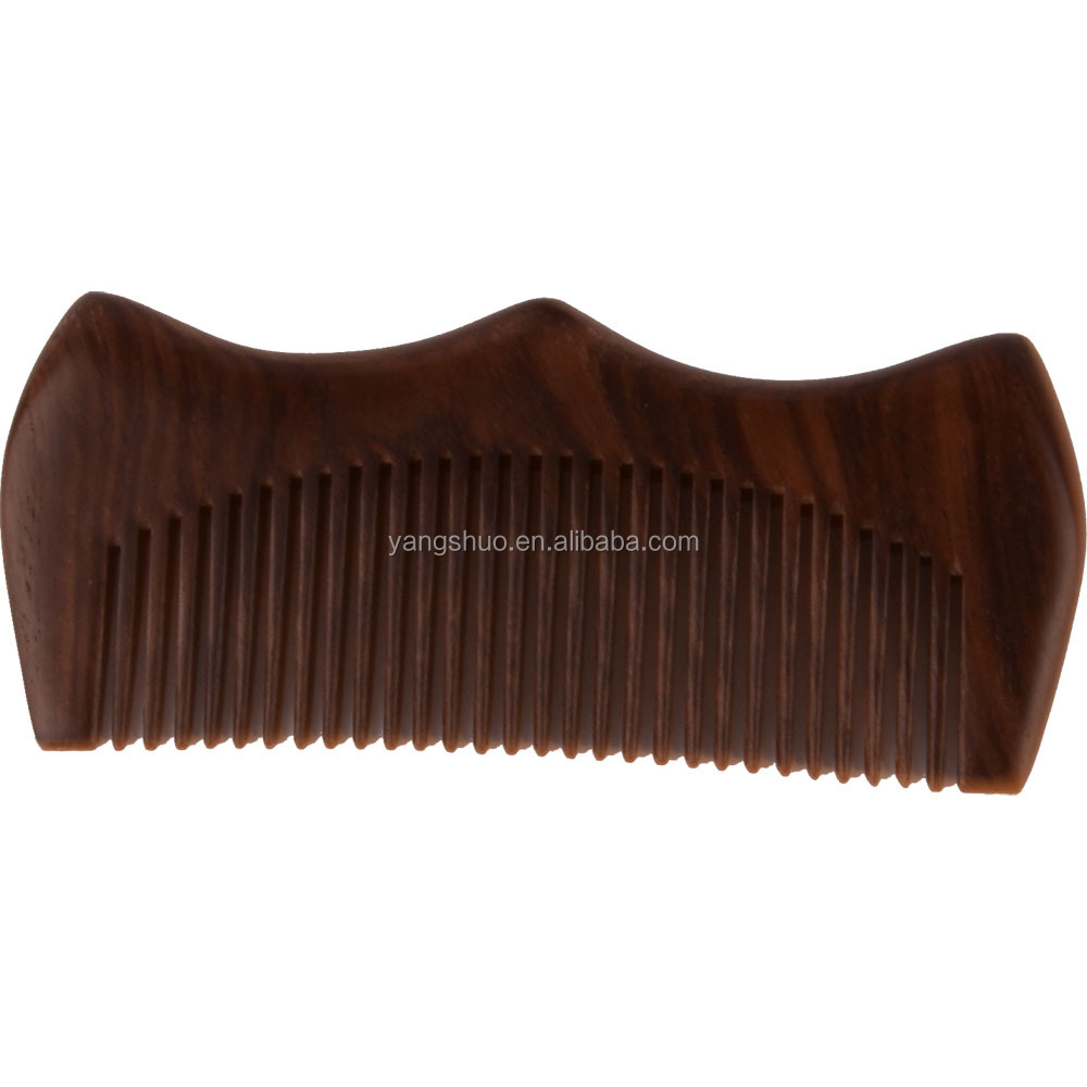 Comb No Static Nature Wood Comb Ebony Wood(Black Sandalwood) Hair Comb