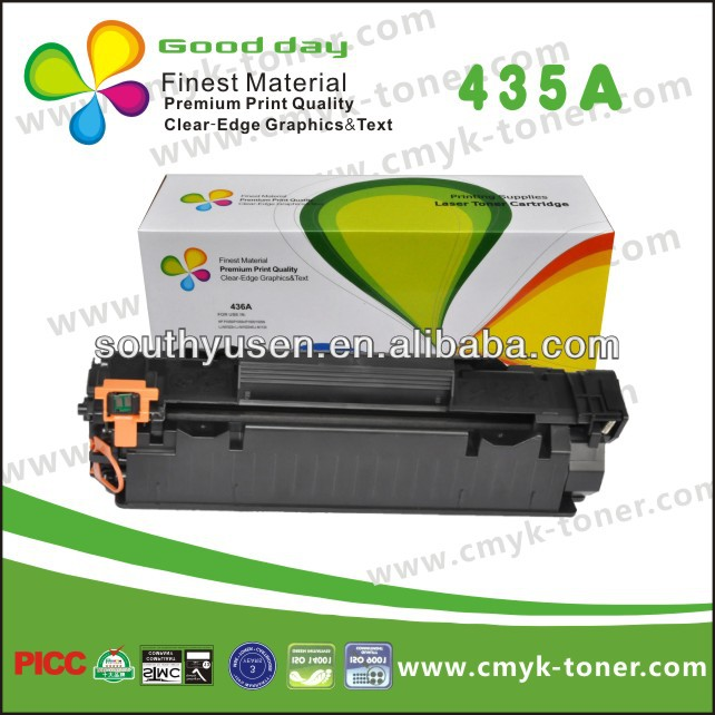 Laser Toner Cartridge 435A Used for HP P1005/1006
