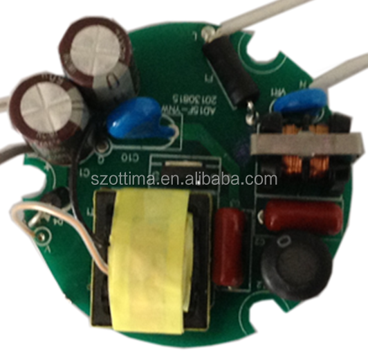 Constant Current Round Led Driver 320ma 350ma 15w Led Driver ...