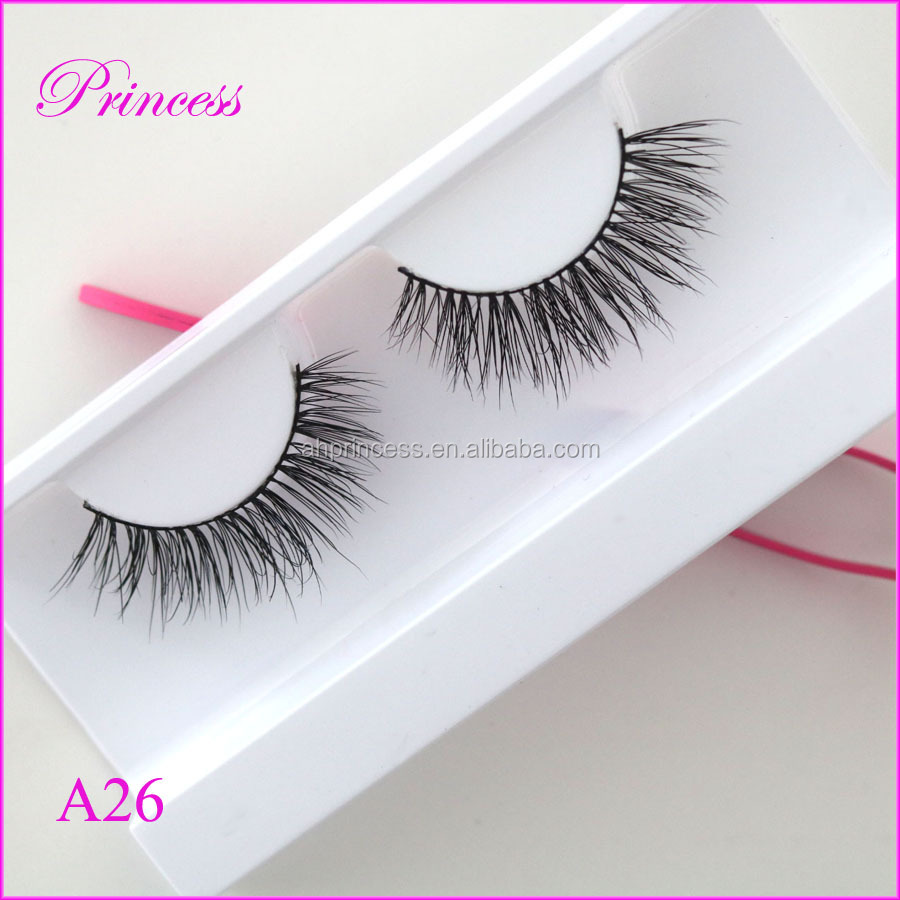 Alibaba best price wholesale soft super thin band siberian mink eyelashes, lash lift perming on sale