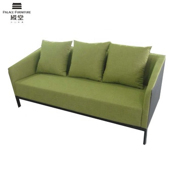 Leather Sofa Living Room 3 Seater