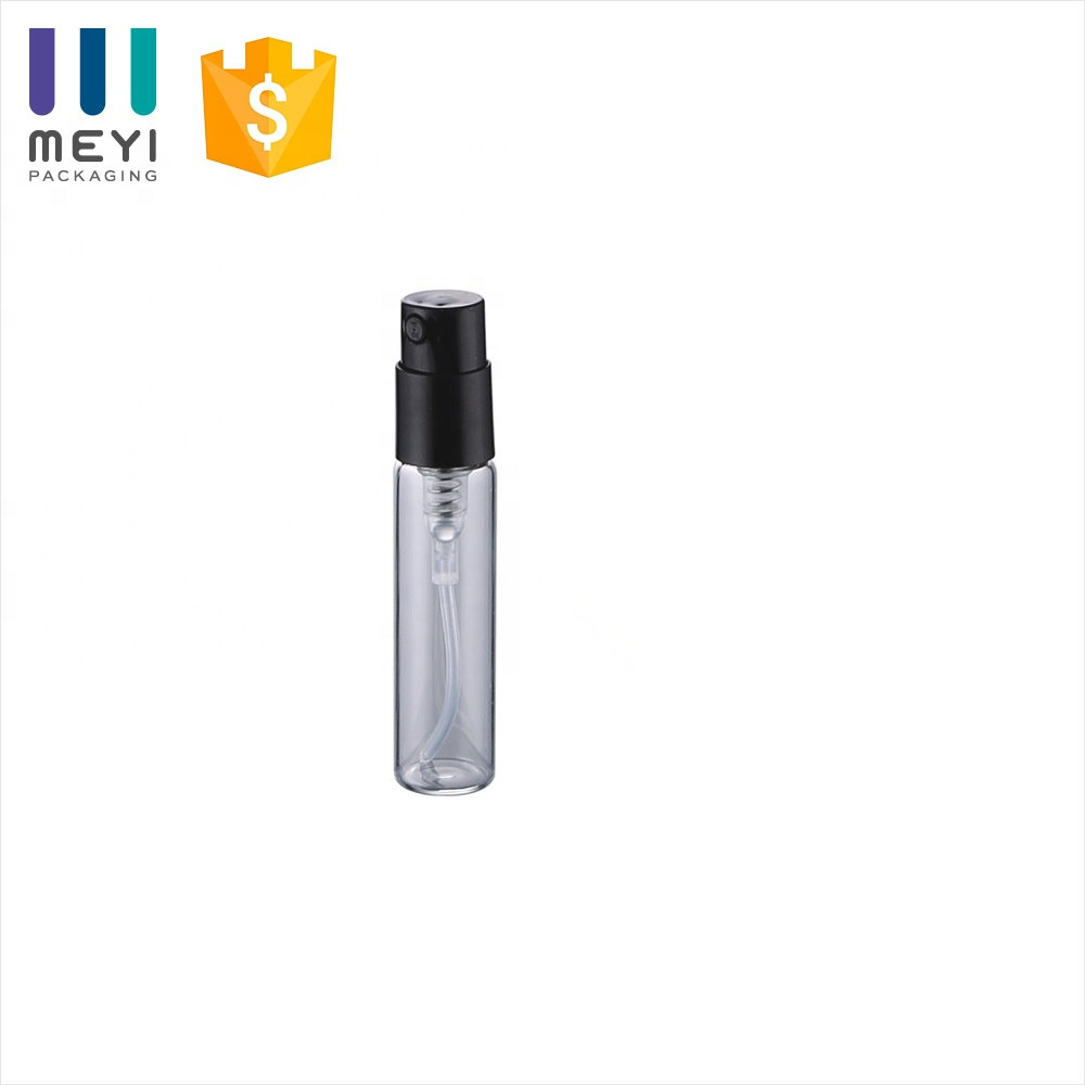 2ml glass perfume spray <strong>bottle</strong> / 2ml perfume tester