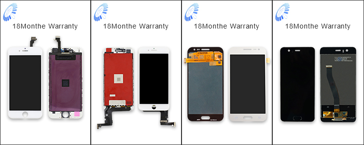 2018 Free shipping lcd for iphone 6 plus screen replacement
