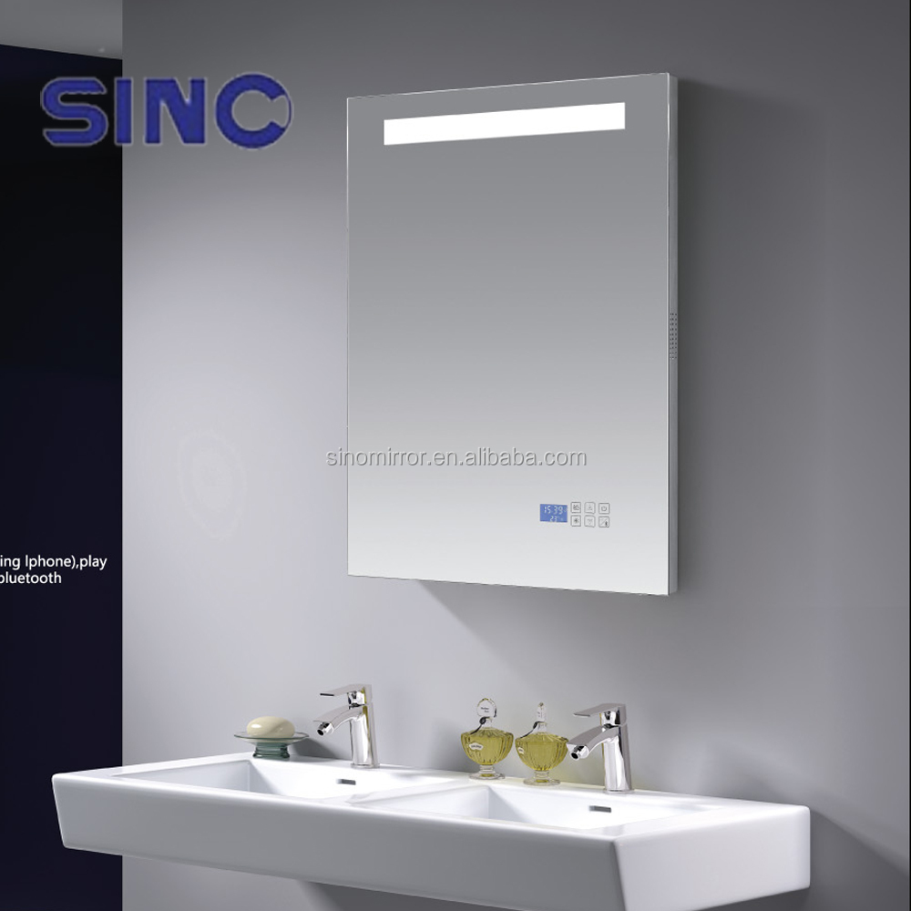 Bathroom mirrors framed 40 inch - Touch Screen Bathroom Mirror Touch Screen Bathroom Mirror Suppliers And Manufacturers At Alibaba Com