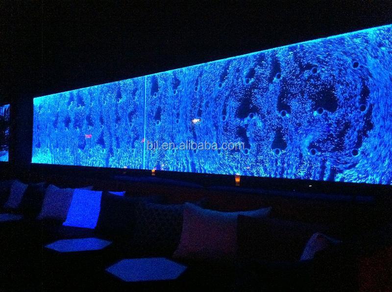 Cascada Led Panel Noche Club Bar Decoración/bar Y Muebles De Salón ...