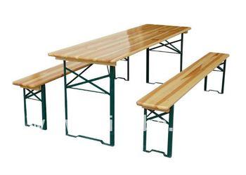 banco mesa Jardín Product On Plegable Jardín Muebles PlegableBuy Plegable Metal De Madera Y Conjunto VpUqSMzG