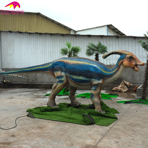 KANO2779 Jurassic World Lifelike Dinosaur Park Attraction