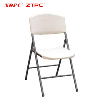 High Back Cheap Outdoor Armless Plastic Used Folding