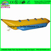 Factory price and good quality amusement rides for water park the PVC inflatable banana boat