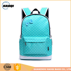 Ready to ship factory customize  waterpoof fashion mummy nappy baby diaper bag backpack