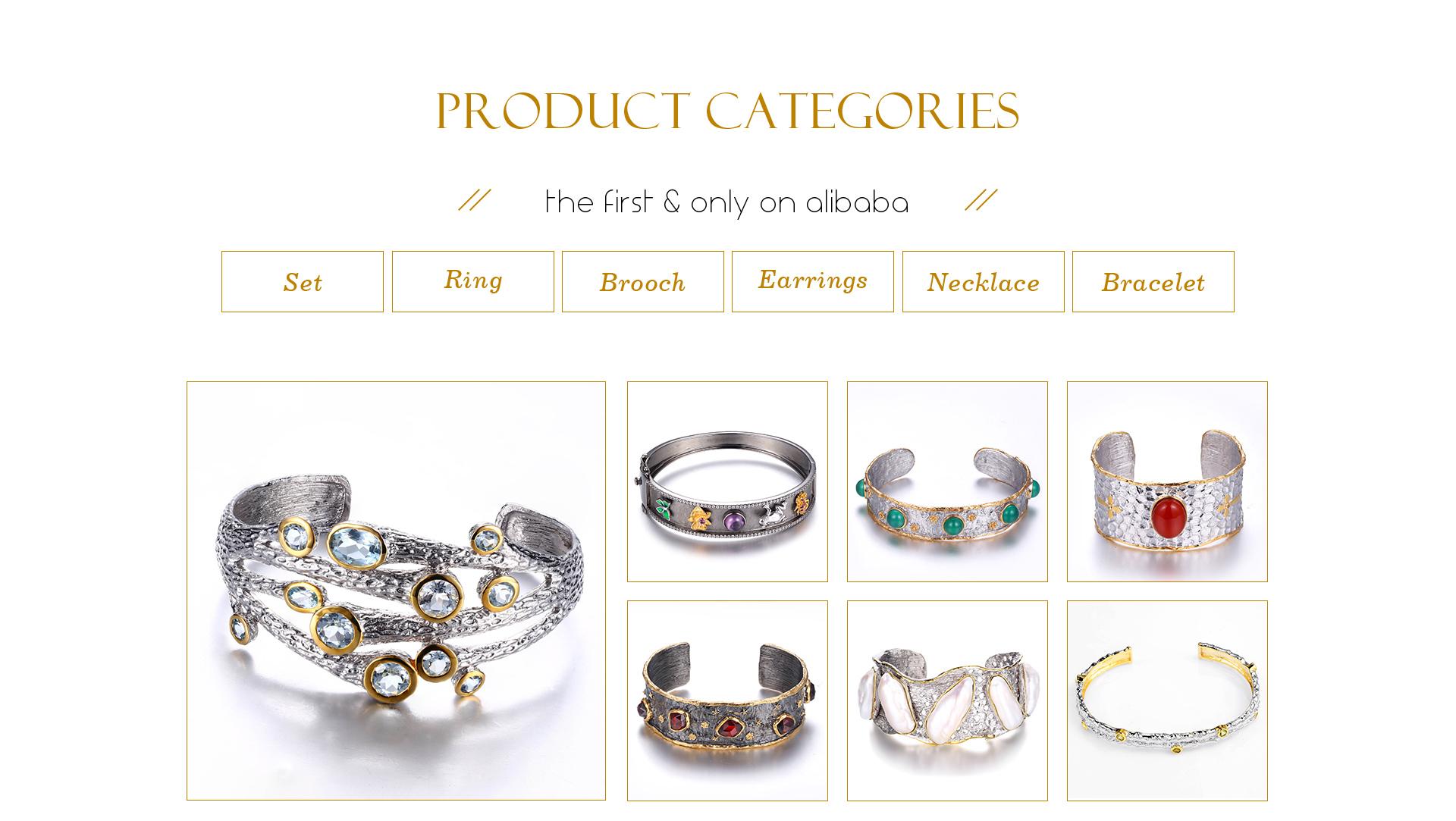 925 Sterling Silver Handmade Gemstone turc Zircon Dames Bracelet