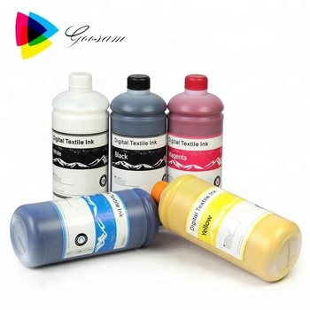 105deb5ed digital DTG cotton textile printer t shirt printing ink for Epson 4880