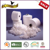 Stock on sale raw white polyester yarn fdy and dty
