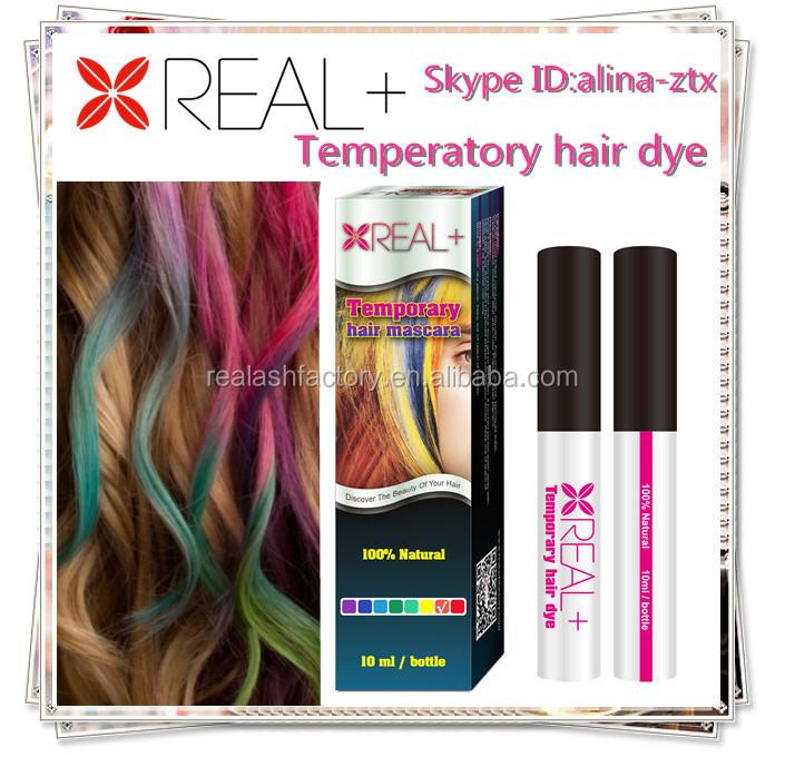 Temporary Washable Hair Color Spray Natural Hair Dye Instantly Hair