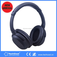 Active Noise Canceling High Definition Home Theater bluetooth Headphones with mic