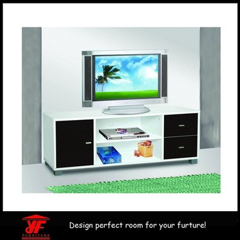 Elegant Furniture Wooden Wall Unit Lcd Tv Led Tv Unit