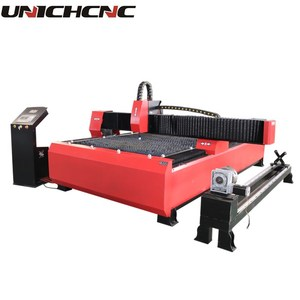 Sheet metal 200 amp plasma cutter cnc mini plasma pipe cutting machine
