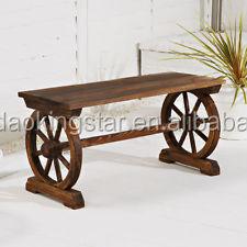 Burnt Wood Wagon Wheel Coffee Table Buy Wagon Wheel Coffee Table