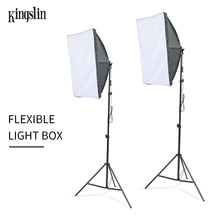 Professional Lighting Kit With Light stand and Softbox For Studio Photography and Video Lighting