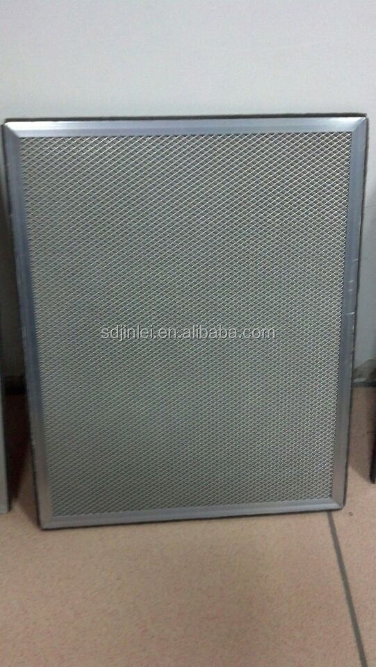 Air Purifier Replacement Nano Tio2 Coated Photocatalyst