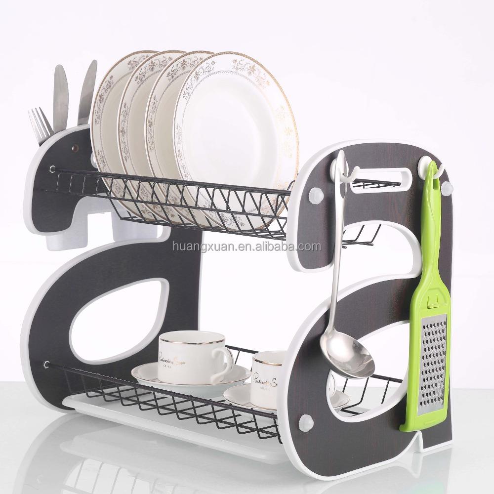 Venta al por mayor platos plateados plastico compre online - Rack para platos ...