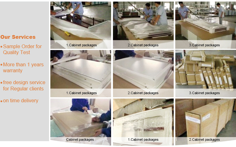 Wholesale  Customized High Gloss Cabinet Door Factory