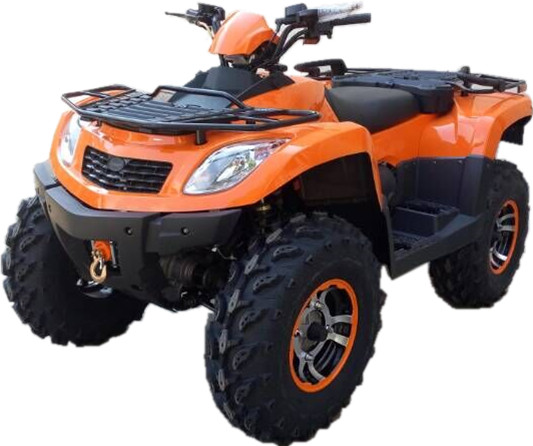China manufacture hot 400cc water-cooled CVT(H-L-N-R) 4x4 ATV Quad (TKA400-F)