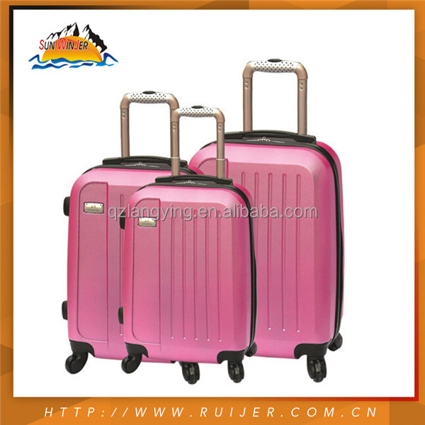 Wholesale Unique design Welcomed Famous Trolley Luggage Bag