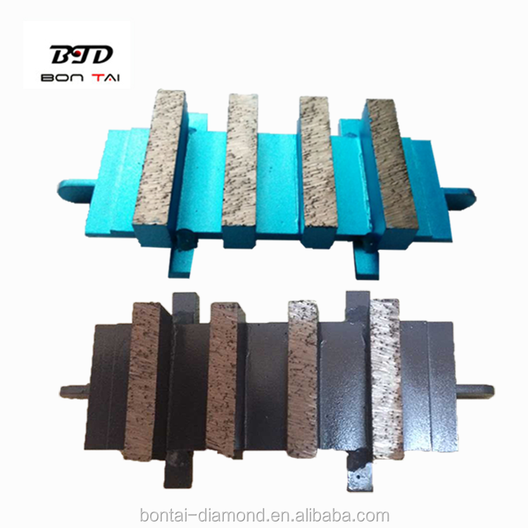 High Quality Frankfurt Diamond Grinding Pads/Abrasive Tools For Edco Diamond Grinding Machine