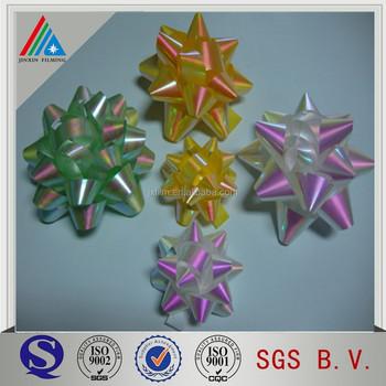 rainbow iridescent plastic decorative christmas window film - Christmas Decorative Window Film