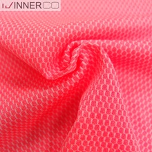 Nylon spandex fabric in textured lycra fabric for sport clothing