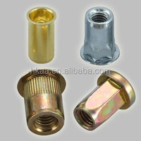 ISO OEM Slotted Rivet Bolts,Sleeve Nut special custom service provided