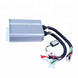 48V - 72V 800w - 1500W 50A Speed Controller YKZ7250JG-B Programmable Square-wave Motor Controller with Bluetooth