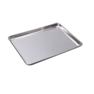 bakeware aluminum tray 26''*18''*1'' rectangle sheet pan baking pan aluminum baking tray