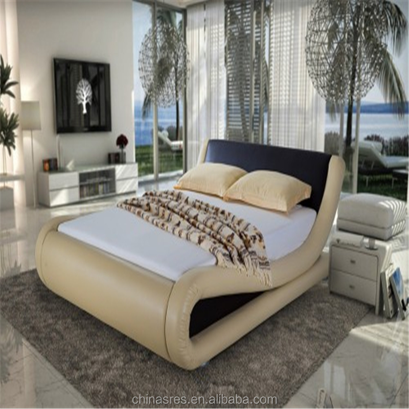 Beautiful Brand Chinese Sexy Bedroom Furniture Soft Bed Buy