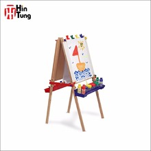 Luxury Children Easel with drawing paper roll
