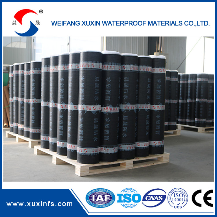4.0mm sbs cold bitumen natural bitumen