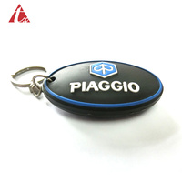 China factory for custom promotional keyring rubber 3d pvc keychain wholesale keychain soft pvc car