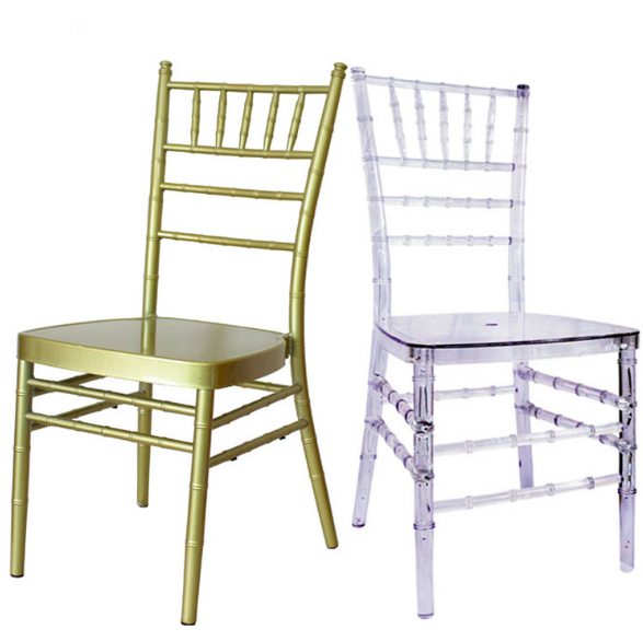 Resin plastic chairs for events wedding chairs