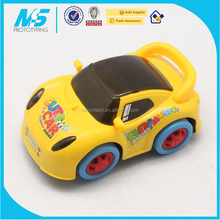 Customized 3D printing part and rapid prototype model for toy