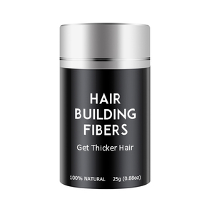 Oem private label instant hair building fiber for thin hair or hair loss