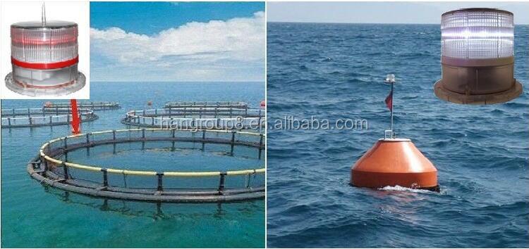 Wholesale solar-powered Led navigation light (Marine aids, boat ...