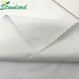 wholesale custom calico 100% cotton satin solid dyed fabric