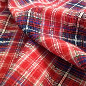 yarn dyed fabric check silk fabric gingham check fabric
