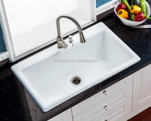 china porcelain kitchen sink wholesale alibaba rh alibaba com