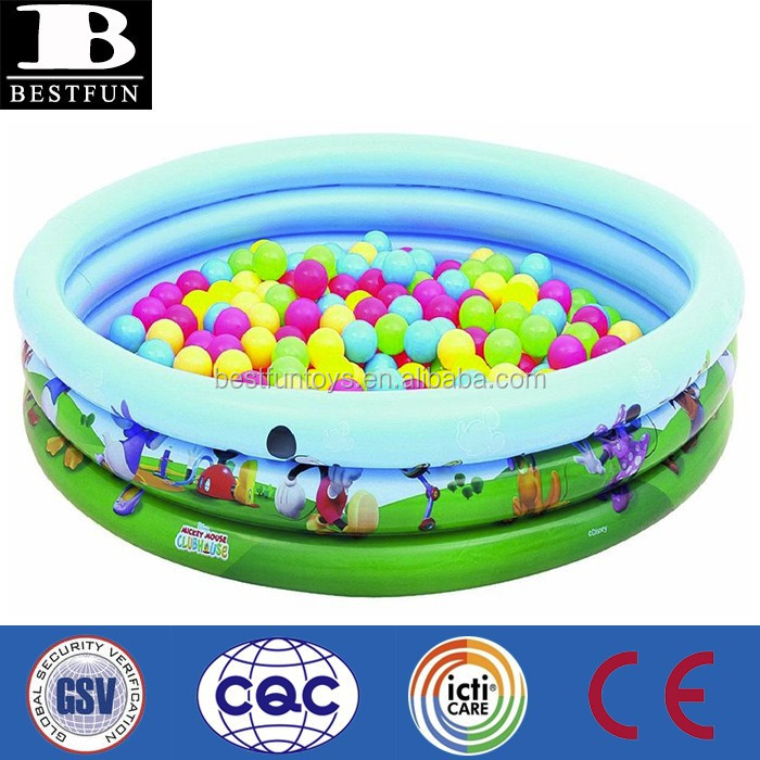 Inflatable Ball Pit