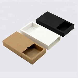 Factory OEM Folding Custom Print Paper Box a Gift Packing Inner Box