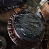 EX700 final drive gearbox EX700-1 Hitachi travel gearbox
