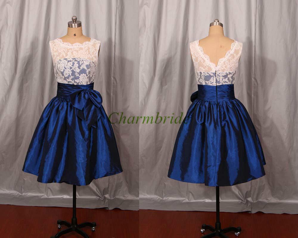 Dark Blue And White Wedding Dresses Weddings Dresses