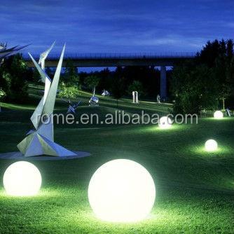 Sfere luminose da esterno colorate all 39 ingrosso acquista - Sfere illuminazione giardino ...